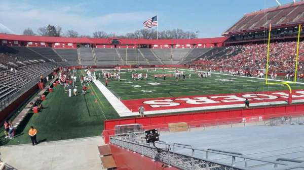 High Point Solutions Stadium, section: 140, row: 27, seat: 14