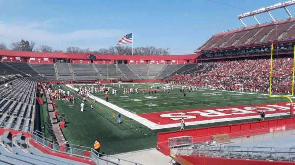 High Point Solutions Stadium, section: 141, row: 27, seat: 14