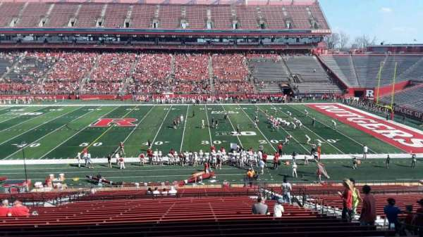High Point Solutions Stadium, section: 104, row: 38, seat: 14