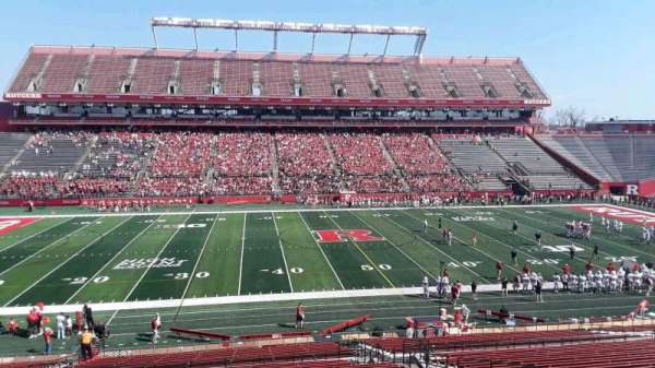 High Point Solutions Stadium, section: 106, row: 38, seat: 14