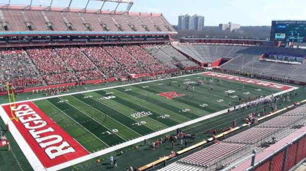 High Point Solutions Stadium, section: 214, row: 3, seat: 7