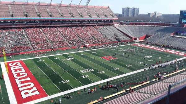 High Point Solutions Stadium, section: 213, row: 3, seat: 7