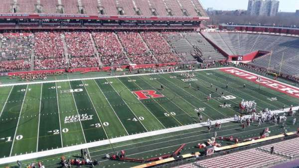 High Point Solutions Stadium, section: 210, row: 3, seat: 7