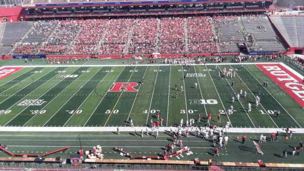 SHI Stadium, section: 206, row: 3, seat: 7