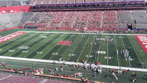 High Point Solutions Stadium, section: 205, row: 3, seat: 7