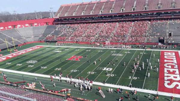 High Point Solutions Stadium, section: 203, row: 3, seat: 7
