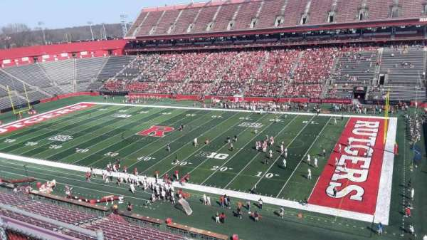 High Point Solutions Stadium, section: 202, row: 3, seat: 7