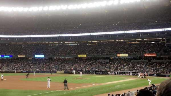 Yankee Stadium, section: 128, row: 6, seat: 9