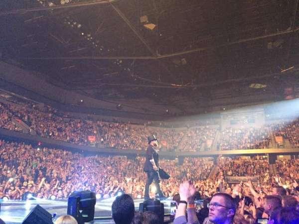 Van Andel Arena, section: PIT