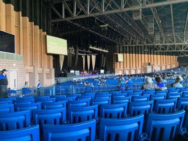 Sunlight Supply Amphitheater, section: 207, row: F, seat: 28