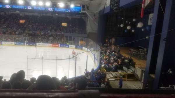 War Memorial at Oncenter, section: 2, row: E, seat: 1