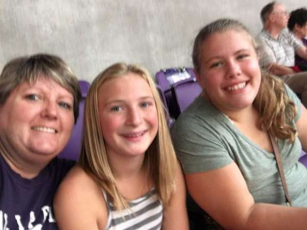 U.S. Bank Stadium, section: 221, row: 14, seat: 16