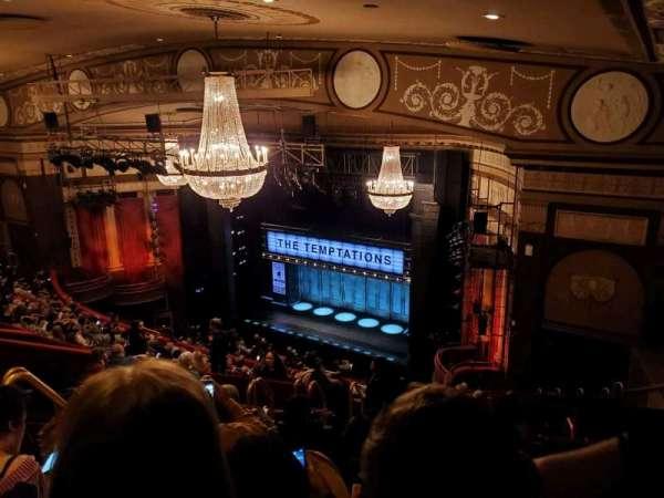 Imperial Theatre, section: Rear Mezzanine 1, row: J, seat: 6