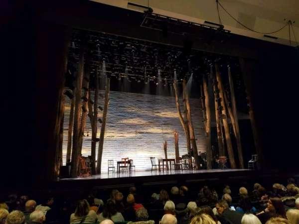 Des Moines Civic Center, section: Orchestra, row: E, seat: 39