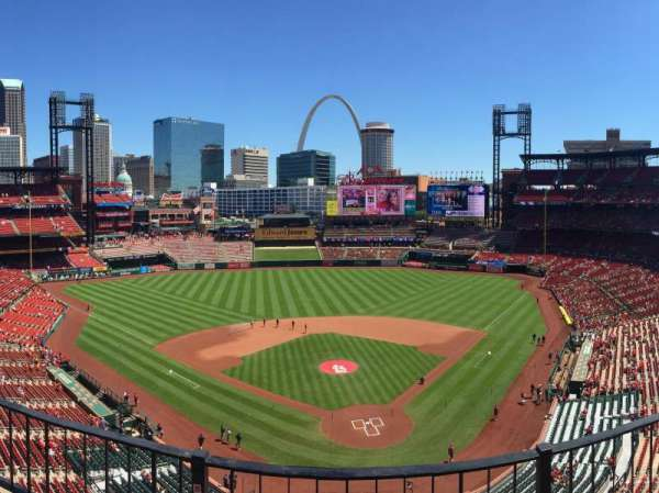 Busch Stadium, section: 351, row: 2, seat: 13