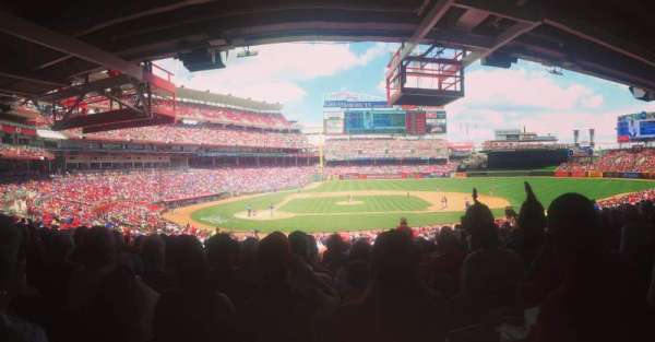 Great American Ball Park, section: 128, row: NN, seat: 4