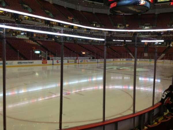 Honda Center, section: 226, row: E, seat: 3