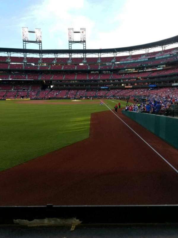 Busch Stadium, section: 170, row: 1, seat: 6