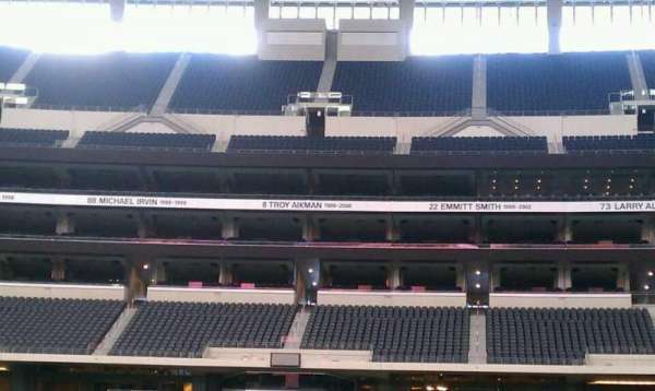 AT&T Stadium, section: Field