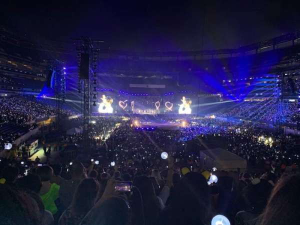 MetLife Stadium, section: 128, row: 31, seat: 14