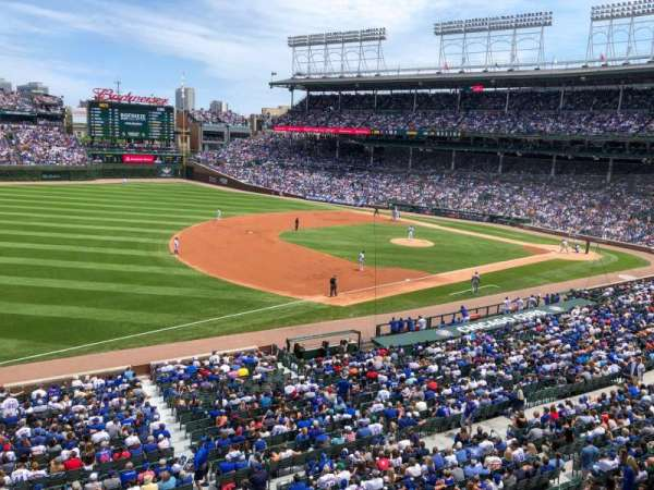 Wrigley Field, section: Executive Suite, row: 1, seat: 6