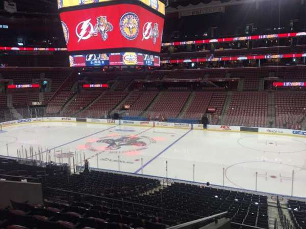 BB&T Center, section: 116, row: 25, seat: 1