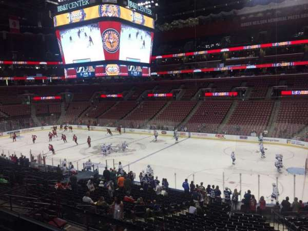 BB&T Center, section: 132, row: 24, seat: 5