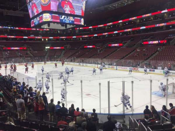 BB&T Center, section: 129, row: 12, seat: 12