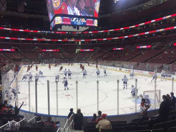 BB&T Center, section: 128, row: 11, seat: 21