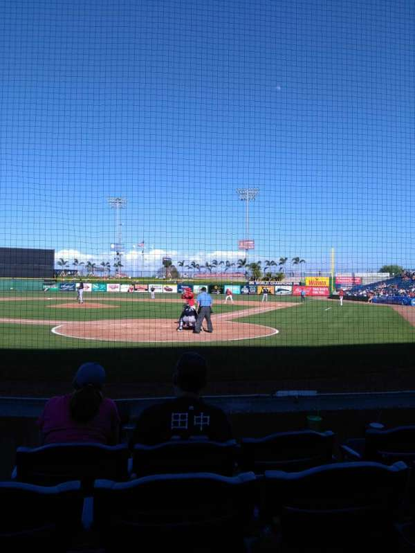 BayCare Ballpark, section: 112, row: 4, seat: 6