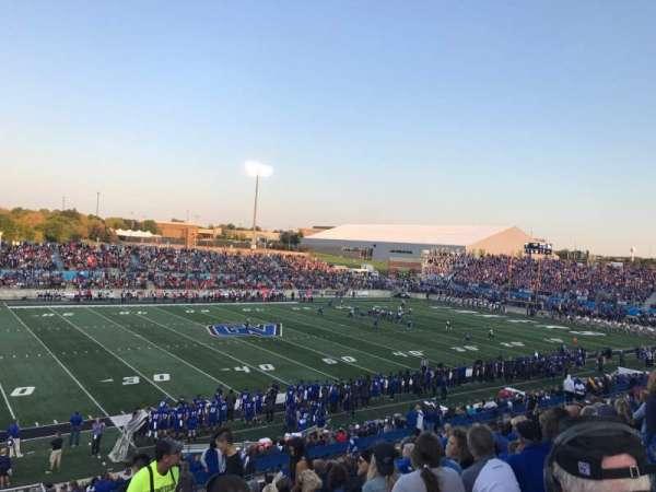 Lubbers Stadium, section: 202