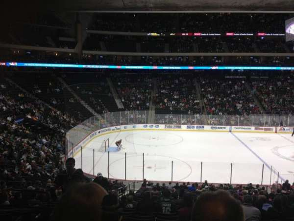 Xcel Energy Center, section: 102, row: 23, seat: 15