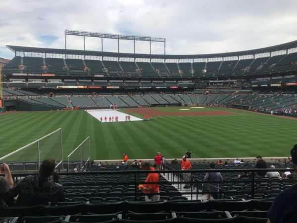 Oriole Park at Camden Yards, section: 87, row: 5, seat: 13