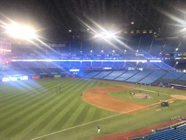 Rogers Centre, section: Jays Care Community Clubhouse