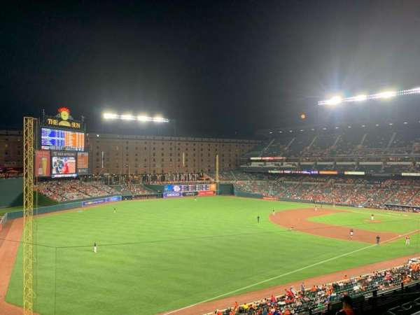 Oriole Park at Camden Yards, section: 268, row: A, seat: 6