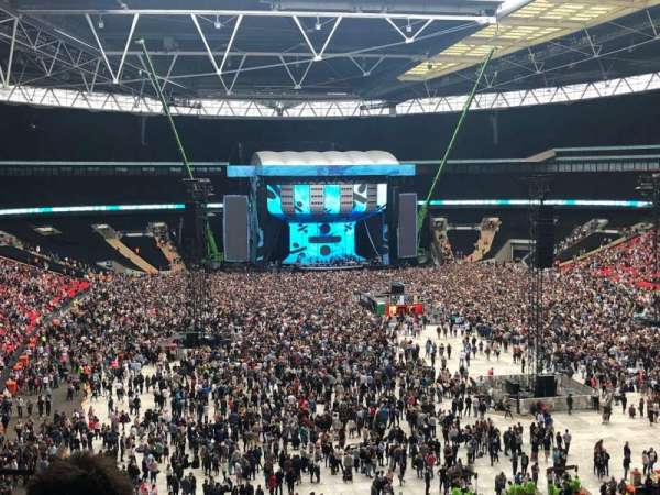 Wembley Stadium, section: 216, row: 15, seat: 60