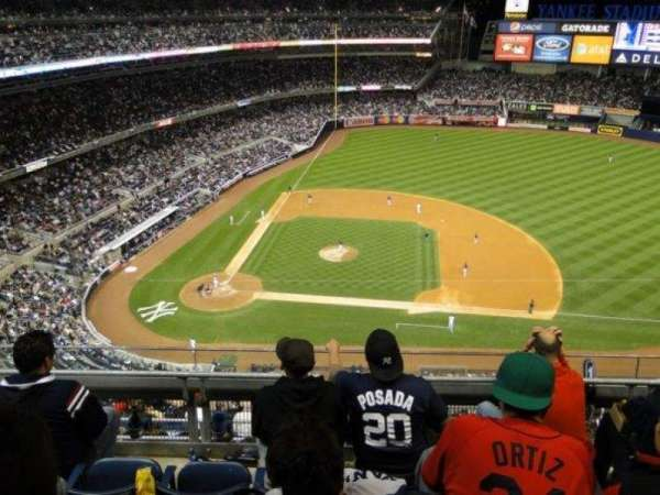 Yankee Stadium, section: 416, row: 4, seat: 11