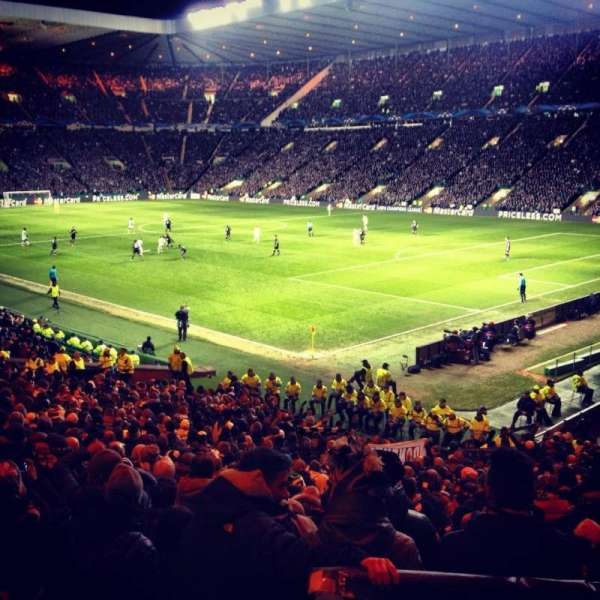 Celtic Park, section: Away Section - Area 118