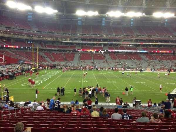State Farm Stadium, section: 133, row: 26, seat: 11
