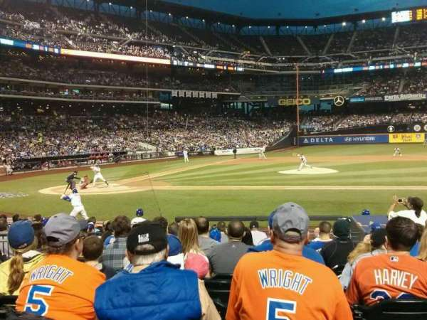 Citi Field, section: 114, row: 12, seat: 7