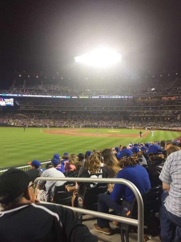 Citi Field, section: 130, row: 18, seat: 2