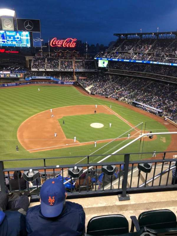 Citi Field, section: 522, row: 4, seat: 6