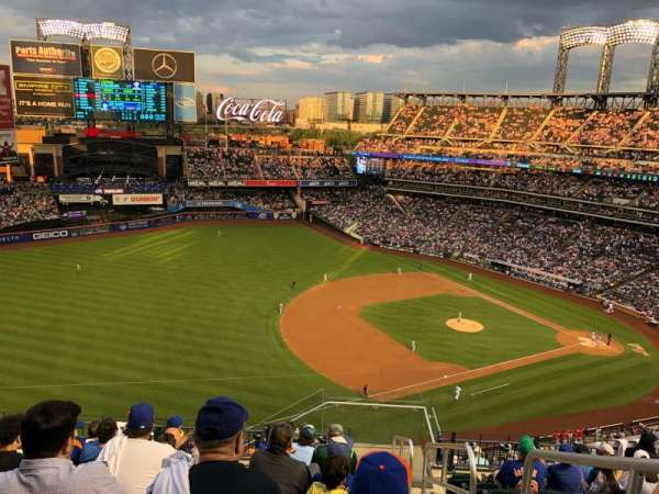 Citi Field, section: 525, row: 9, seat: 1