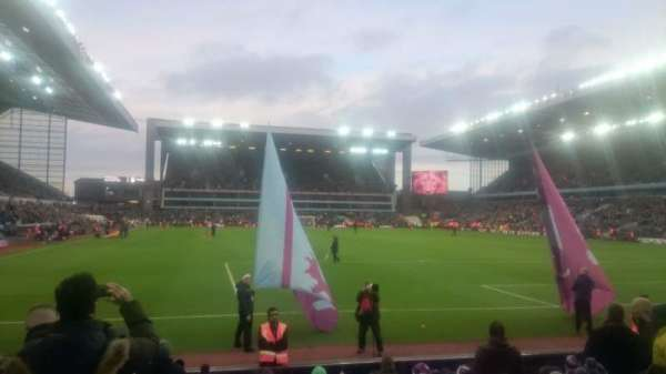 Villa Park, section: L6, row: L, seat: 172