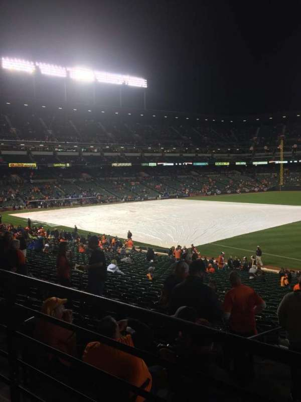 Oriole Park at Camden Yards, section: 11, row: 2, seat: 9