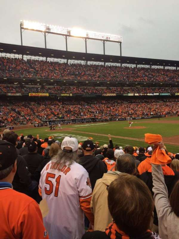 Oriole Park At Camden Yards, section: 16, row: 18, seat: 2