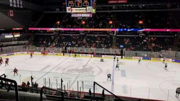 Van Andel Arena, section: 207, row: F, seat: 16