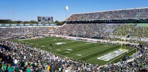 Spartan Stadium, section: 19, row: 61, seat: 62