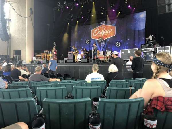 Ruoff Home Mortgage Music Center, section: C, row: J, seat: 5