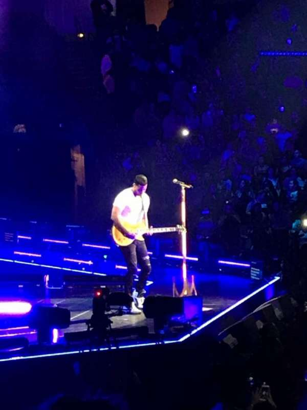 American Airlines Center, section: 120, row: L, seat: 14